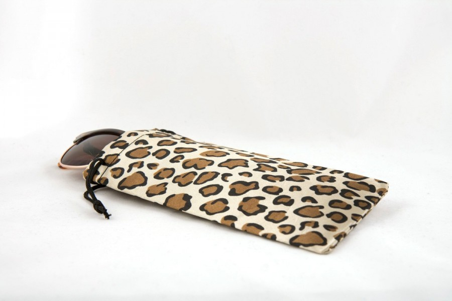 Animal pouch - Leopard