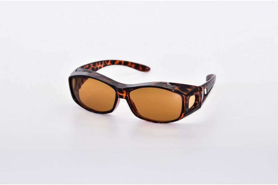 Fitover glasses - Tortoise