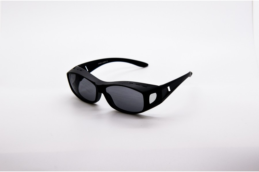 Fitover glasses - Black Matte