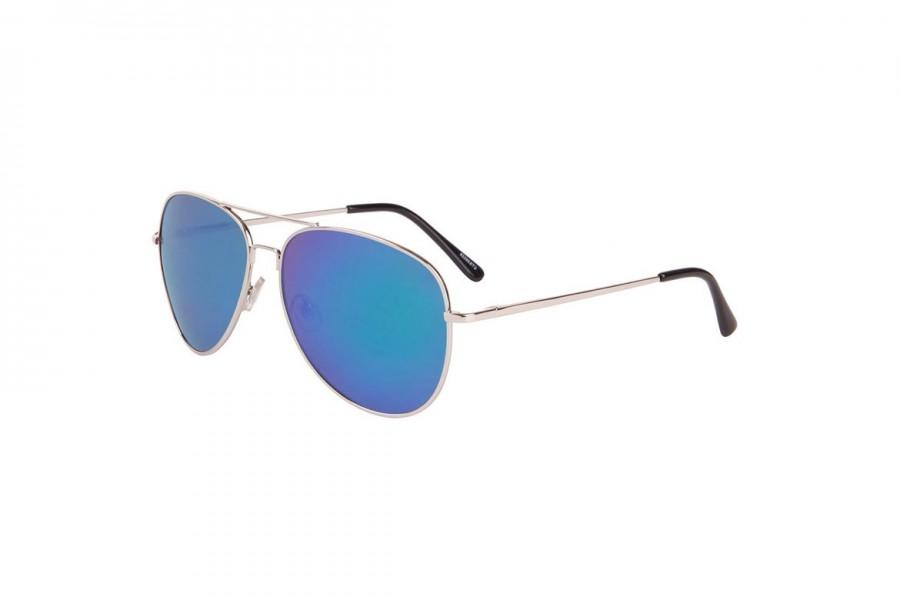 Aviator Revo - Blue Silver