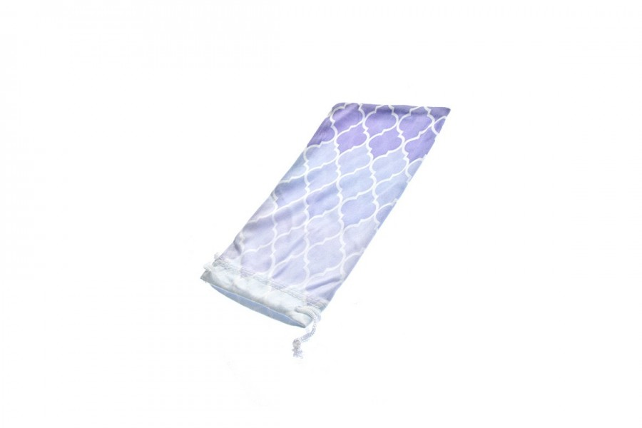 Cloth Case Pouch Ombre - Purple