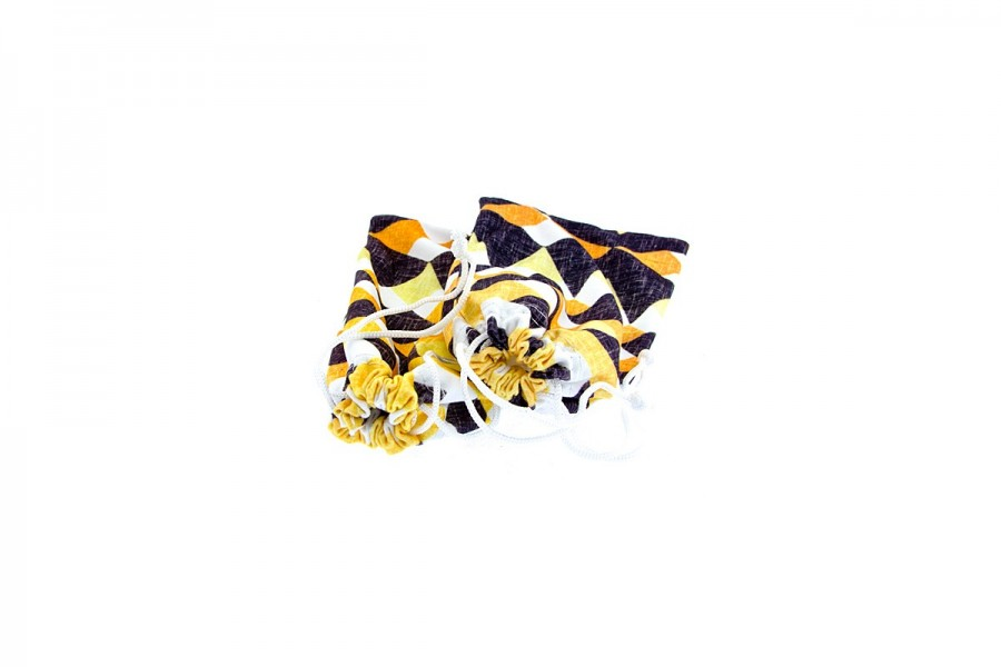 Bright Patterns Pouch