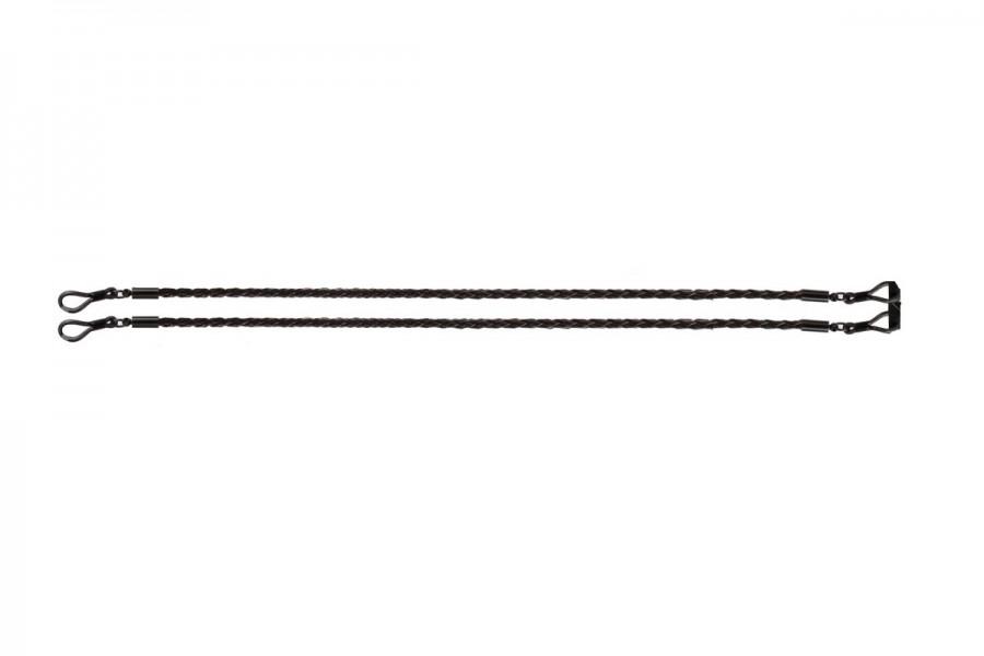 Sunglasses Strap - Braided Black