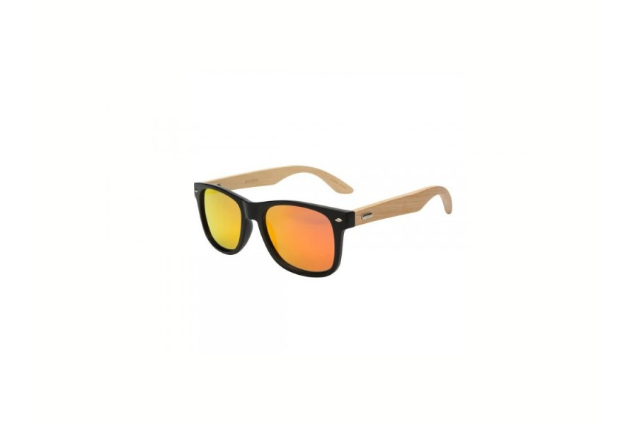 Bam - Black RV Orange Polarised