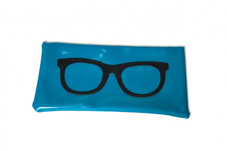 Hipster Pouch - Blue
