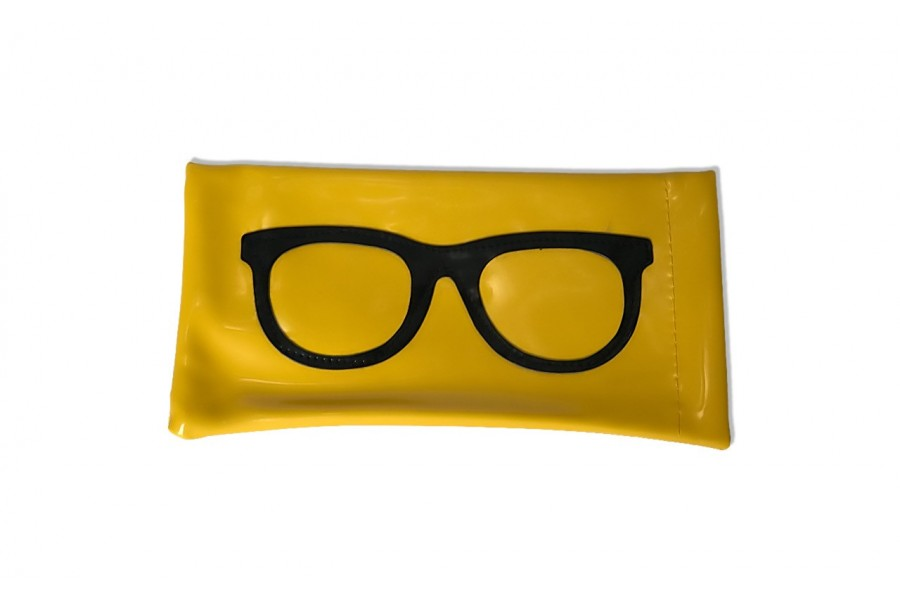 Hipster Pouch - Yellow