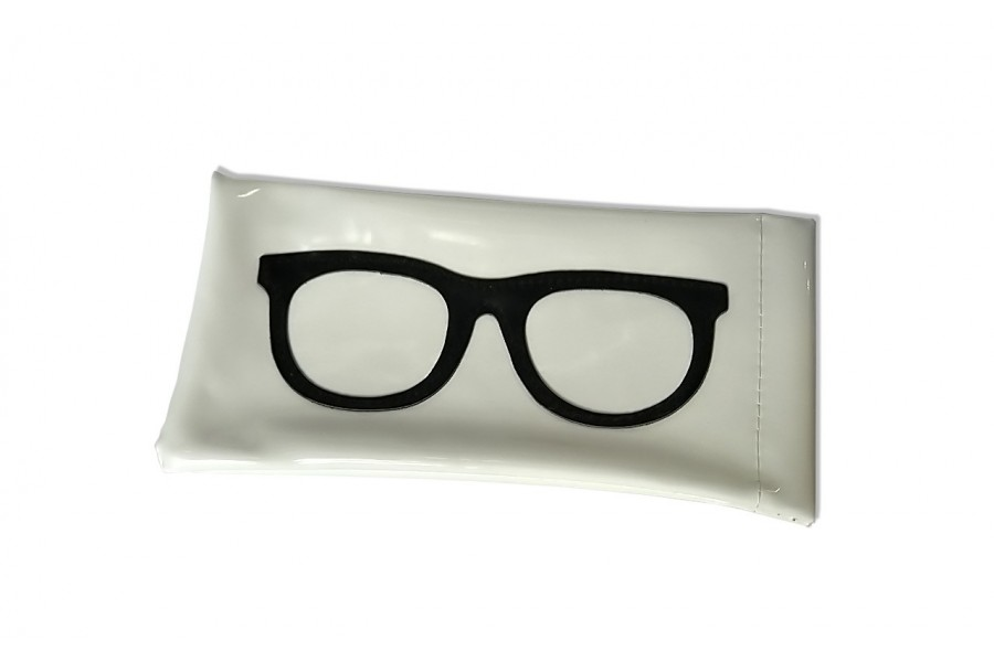 Hipster Pouch - White