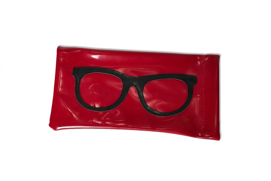 Hipster Pouch - Red