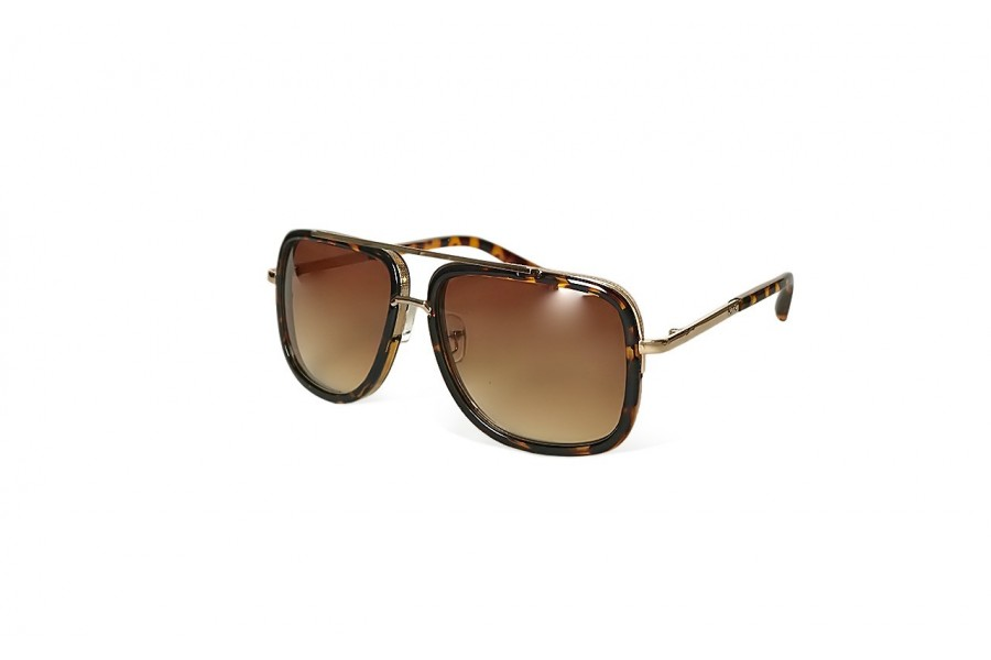 Knox - Tort Gold Aviator Sunglasses