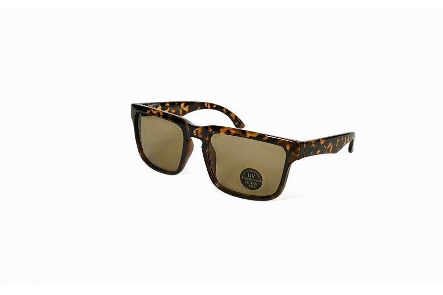Larson - Glass Lens Tort Brown