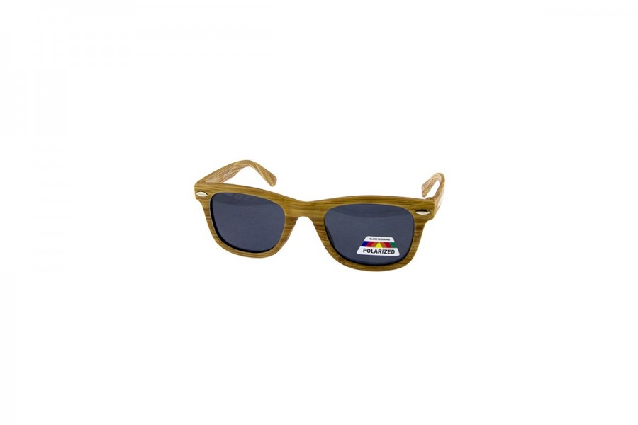 Hang Ten - Wood Polarised Baby Sunglasses