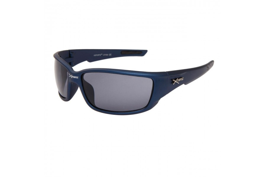 Harley - Blue Mens Sport Sunglasses