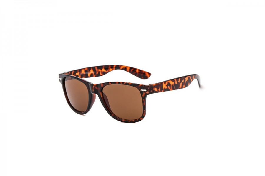 Jack - Tortoise - Polarised Classic Sunglasses
