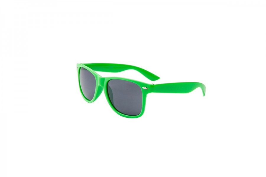 Hollywood - Green Classic Sunglasses
