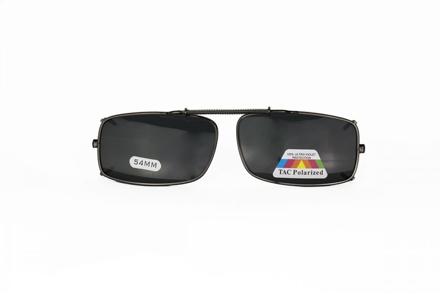 Enrique - Polarised Clip on Spring - Black