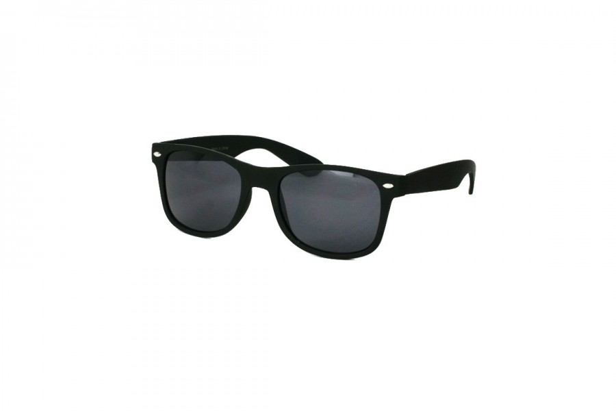 Mr White - Polarised Matte Black Sunglasses