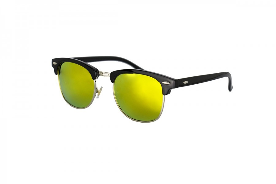 Don Draper RV - Yellow Retro Sunglasses