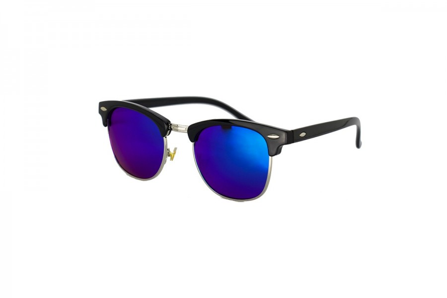 Don Draper RV - Green Blue Retro Sunglasses
