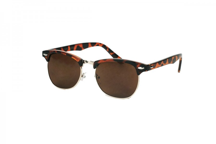Don Draper - Tortoise Retro Sunglasses