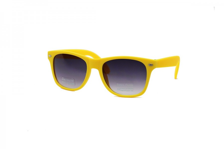 Frankie - Matte Yellow