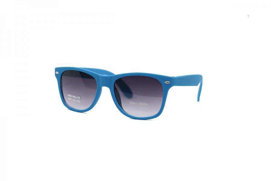Frankie - Matte Blue Kids Sunglasses