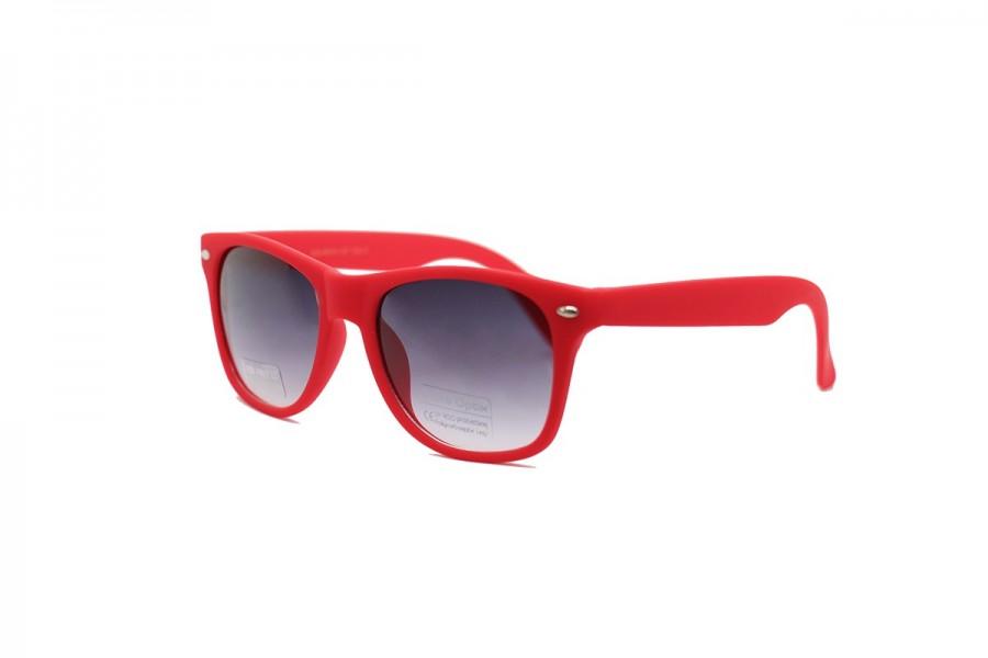 Frankie Matte - Red Kids Sunglasses