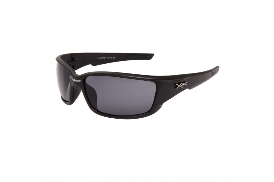 Harley - Black Mens Sport Sunglasses