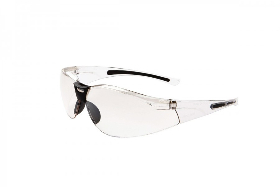 Clear safety glasses - slim fit