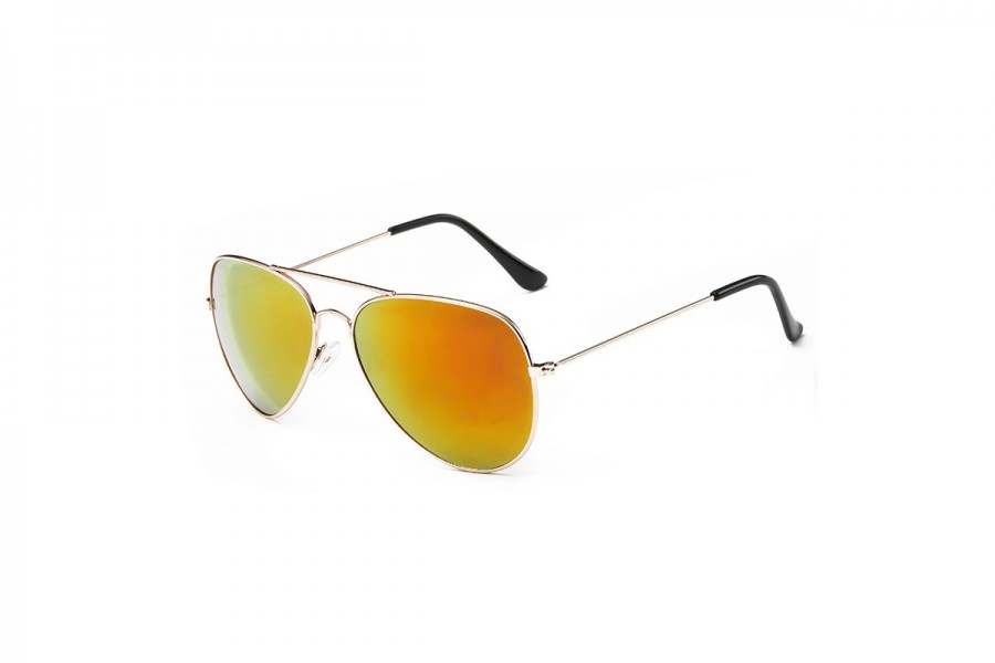 Aviator Revo - Red Silver