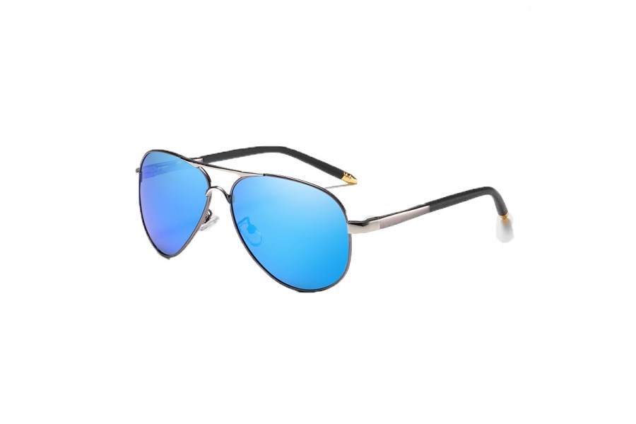Cogan - Premium Blue RV Polarised Aviators