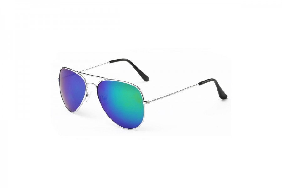 Aviator Revo - Blue & Green