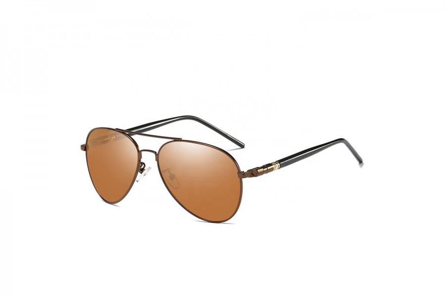 Franco Brown - Premium Polarised Aviators