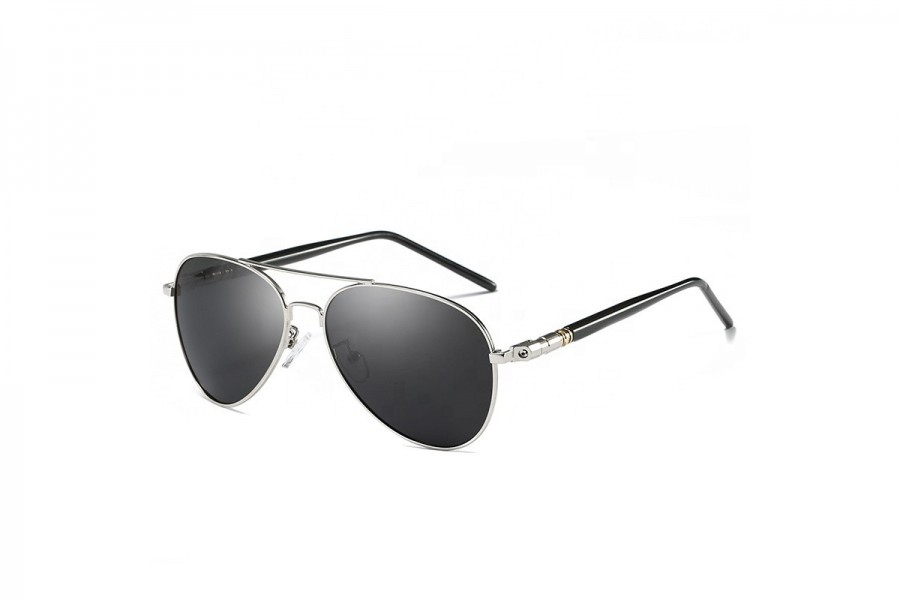 Franco Silver - Premium Polarised Aviators