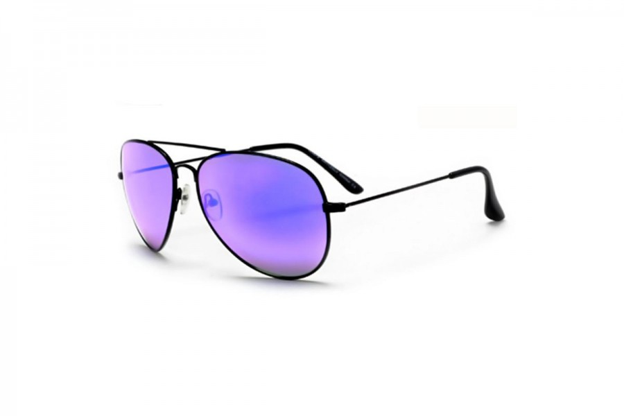 Aviator Black - Purple